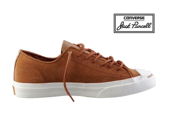 MUNDO CONVERSE Seguramente conoces nuestra línea Jack Purcell, pues ahora te presentamos el modelo JACK PURCELL JACK SPTL TNG OX RUSTY Un calzado que se encuentra elaborado en piel color café claro con suela y puntera en color blanco. Este modelo lo puedes encontrar en tiendas converse en tallas de la 25.5 a la 29 y está en un precio de $1299.00. www.converse.com.mx