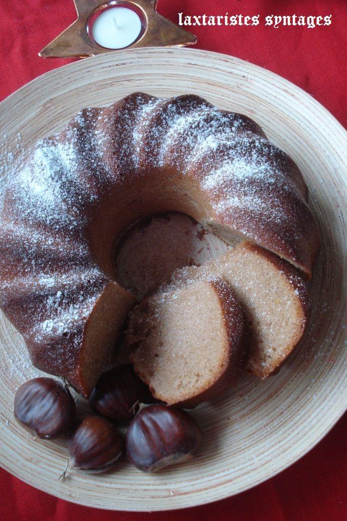 Κέικ με κάστανο http://www.laxtaristessyntages.blogspot.gr/2012/01/blog-post_20.html