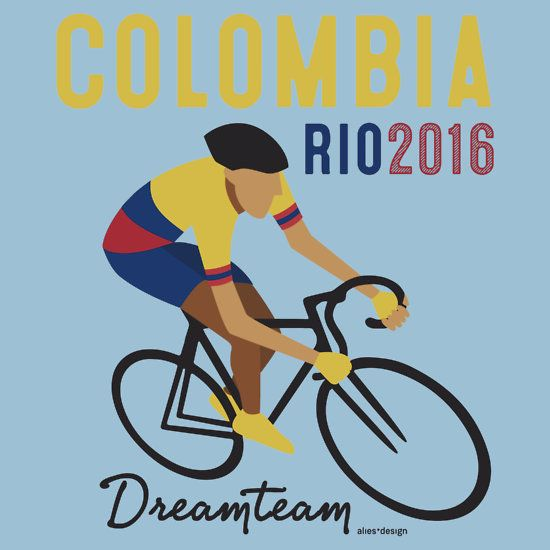 Olympics Colombia Cycling