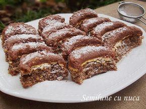 diana's cakes love: Semilune cu nuca