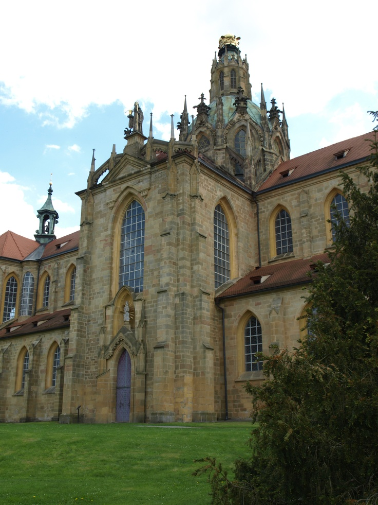 Cathedral of Our Lady - Kladruby (near Pilsen)