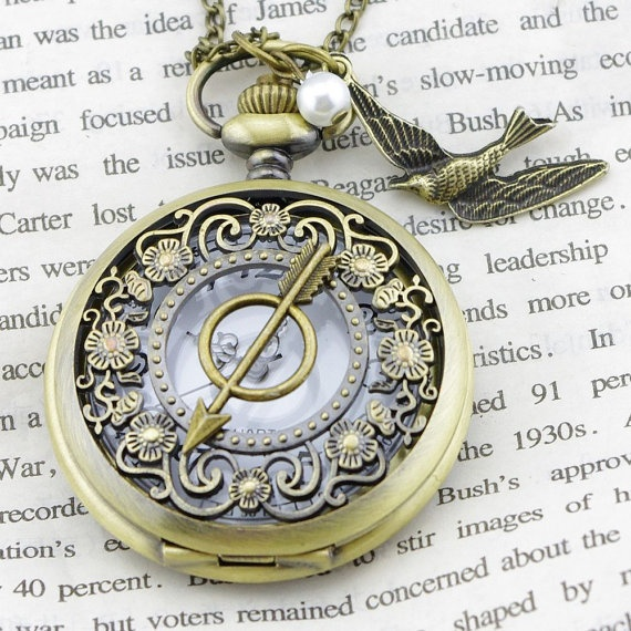 Beautiful: Pocket Watch, The Hunger Game