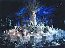 : Ideas 웃 유, Blue Christmas, Ice Parties, Blue Lights, Four Seasons, Google Search, Boxes Ideas, Cool Ideas, Seasons Theme