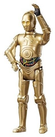 Star Wars: Force Link Star Wars C-3PO Force Link Action Figure