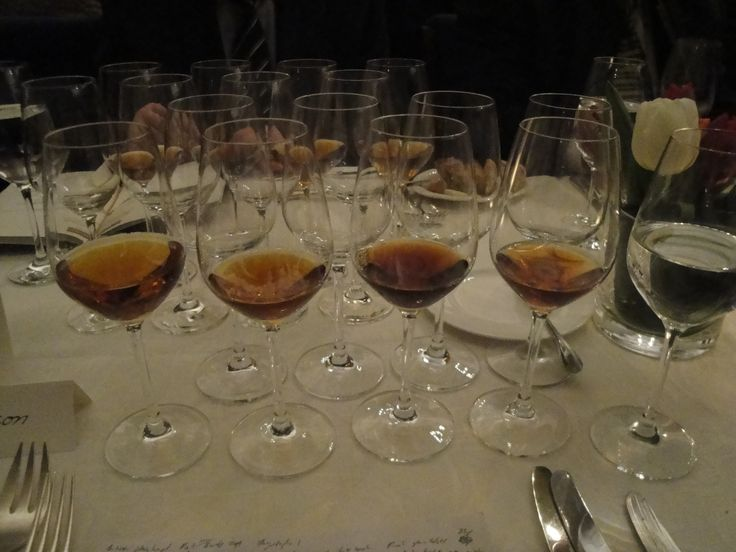 Colors of Legends and Ice Wines from Rheingau and Rauenthal