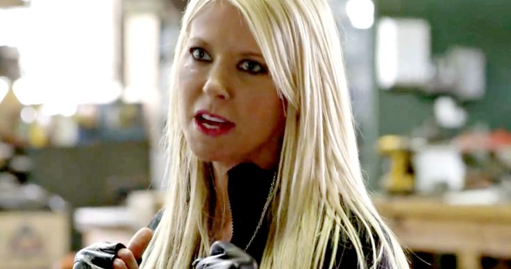 Sharknado 4 Trailer Reveals Tara Reid's Bionic Fate -- Find out what happened to Tara Reid's April in a new trailer for Sharknado: The 4th Awakens, along with the final wave of cameos. -- http://movieweb.com/sharknado-4-trailer-tara-reid-live-or-die/