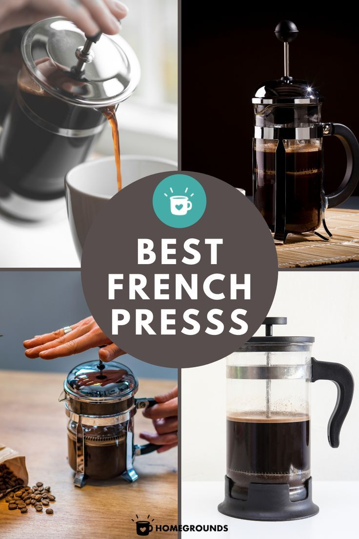 Best French Press Coffee Makers Of 2020 In 2020 Best French Press Coffee French Press Coffee Best French Press