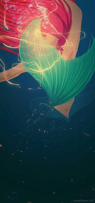 Day 30: Favorite Movie. Little Mermaid.