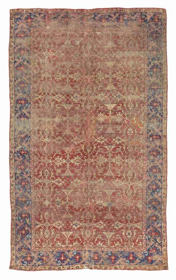 Christies coming specialist antique rug and carpet sale 'Oriental Rugs & Carpets' will take place Tuesday 23 April 2013 at 10.30 am in King Street, London. This auction includes 205 lots and their catalogue is online.