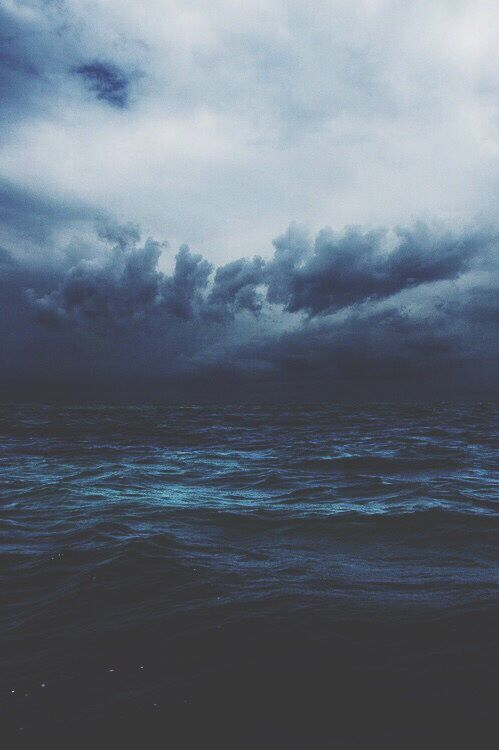 Dark Clouds Stormy Sea Sky Background Wallpaper ~ Sky HD 16:9 High ...