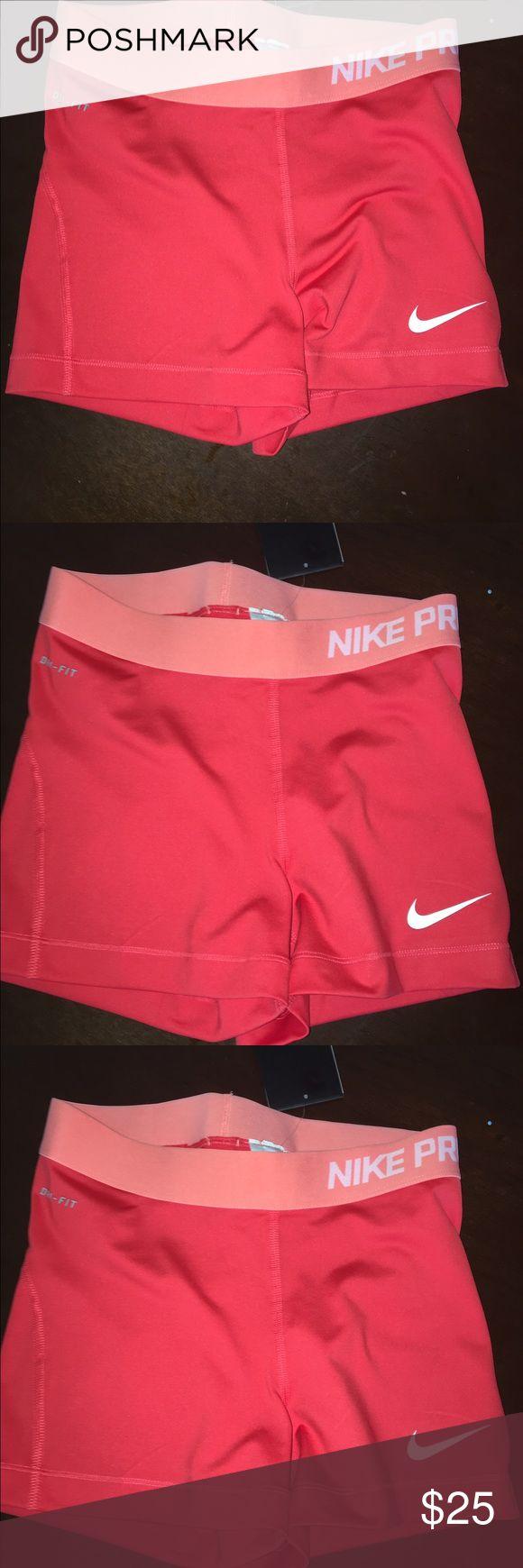 🌺🌺FINAL MARKDOWN🌺PRICE FIRMNWT NIKE PROS 🌺 🌺NWT NIKE PROS SIZE SMALL ONLY 🌺 Nike Shorts