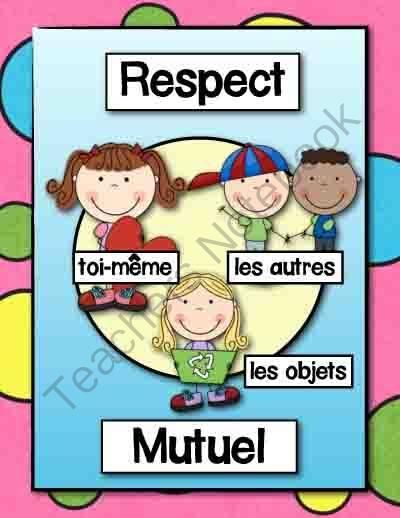 French Tribes Agreements Posters from House Fly Creations on TeachersNotebook.com (6 pages)