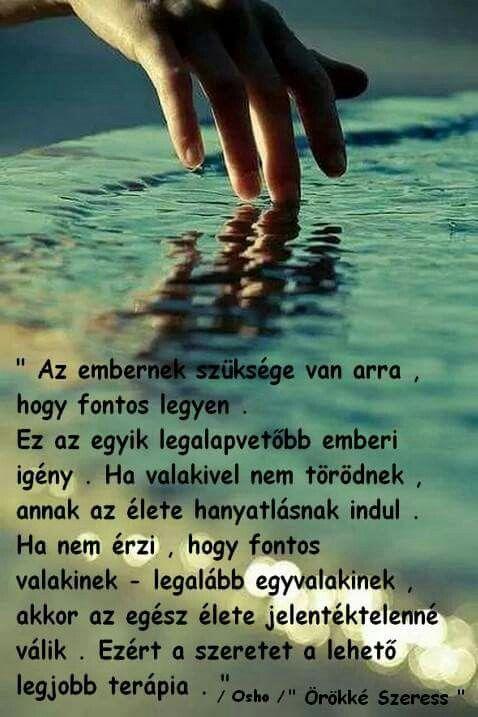 A szeretet a legjobb terápia! :) ♡