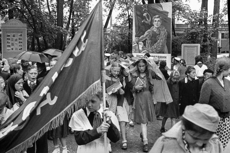 1954. Ленинград