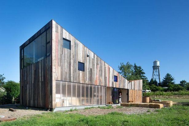 Meier Road 1   Mork Ulnes Architects; Photo: Bruce Damonte   Archinect