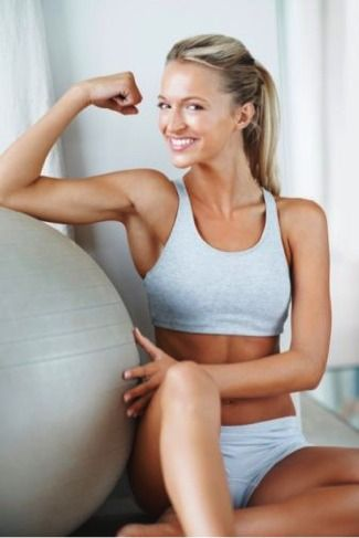 Five ways to tone your arms without touching a weight.