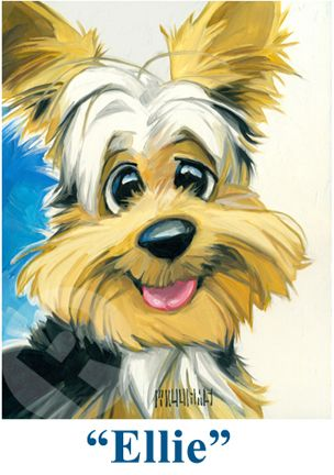 Gallery Rinard - omg would love to have these done of our puppies!