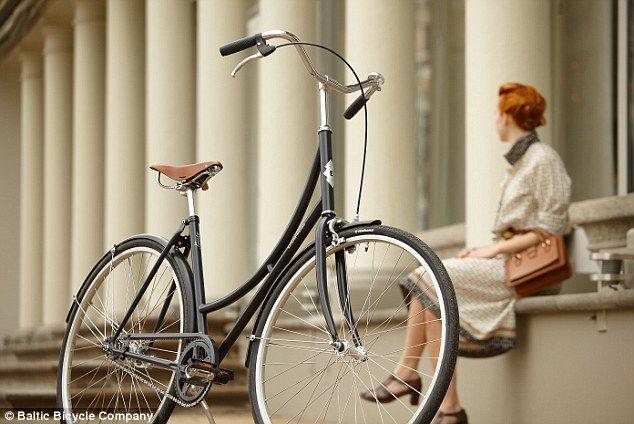 The Baltic Bicycle Company's Greta bike - lovely