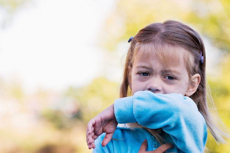 Como lidar com a tosse alérgica infantil - Vivo Mais Saudável