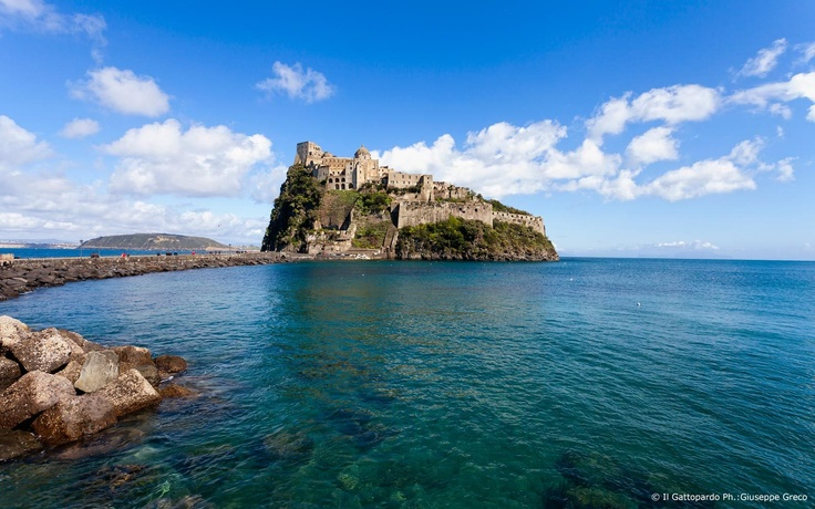 Castello Aragonese - Il Gattopardo Hotel Terme & Beauty Farm