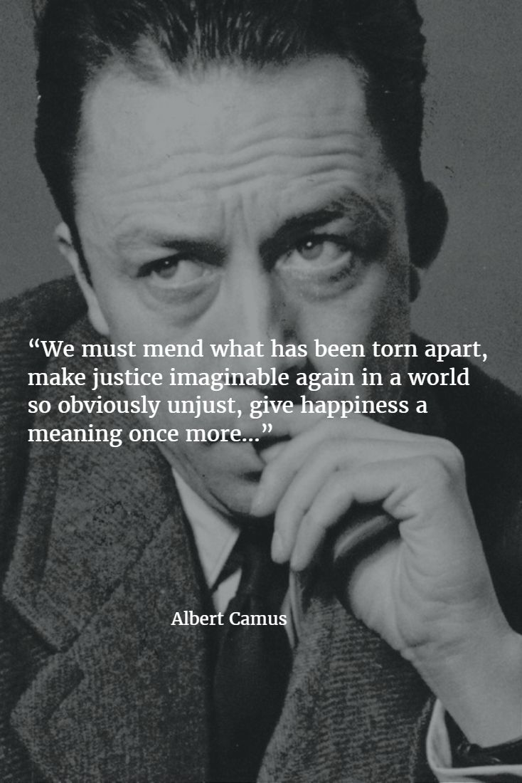 Albert Camus on Strength of Character and How to Ennoble ...