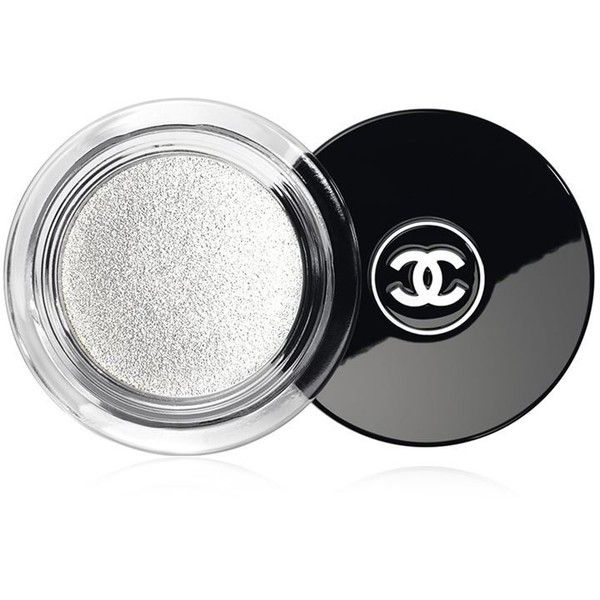 CHANEL ILLUSION D'OMBRE Long Wear Luminous Eyeshadow (52 CAD) ❤ liked on Polyvore featuring beauty products, makeup, eye makeup, eyeshadow, beauty, cosmetics, eyes, fillers, creme eyeshadow and cream eye shadow
