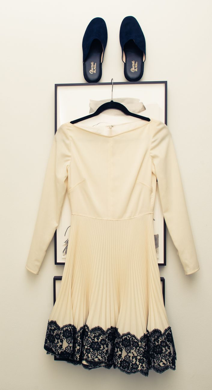Because her closet was nothing short of ideal for playtime. http://www.thecoveteur.com/jamie-schnieder-stylist/