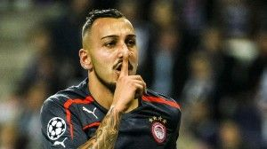 Konstantinos Mitroglou has been linked with many clubs throughout the transfer window. We give you the low-down on the Greek forward.