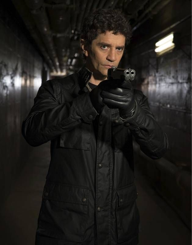 """James Frain plays a mysterious assassin in BBC America's """"Intruders,"""" premiering Saturday, Aug. 23."""