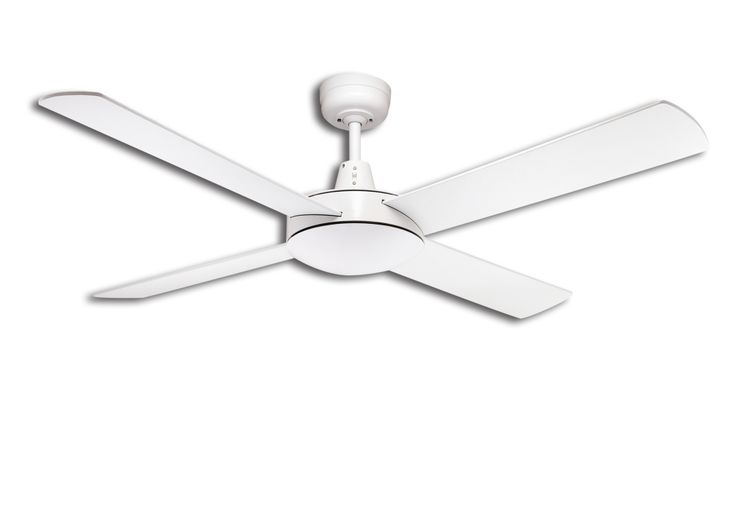 The Lifestyle is simple yet elegant and extremely functional. Made from a full die cast aluminium housing, the simplicity of the fan does not sacrifice its performance or reliability. The fan comes in simplistic White finish, a modern Brushed Aluminium finish, or a stylish Matt Black finish.