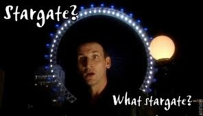 Stargate?! Stargate! :D