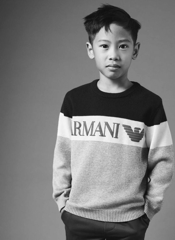Armani Junior Fall Winter 2016