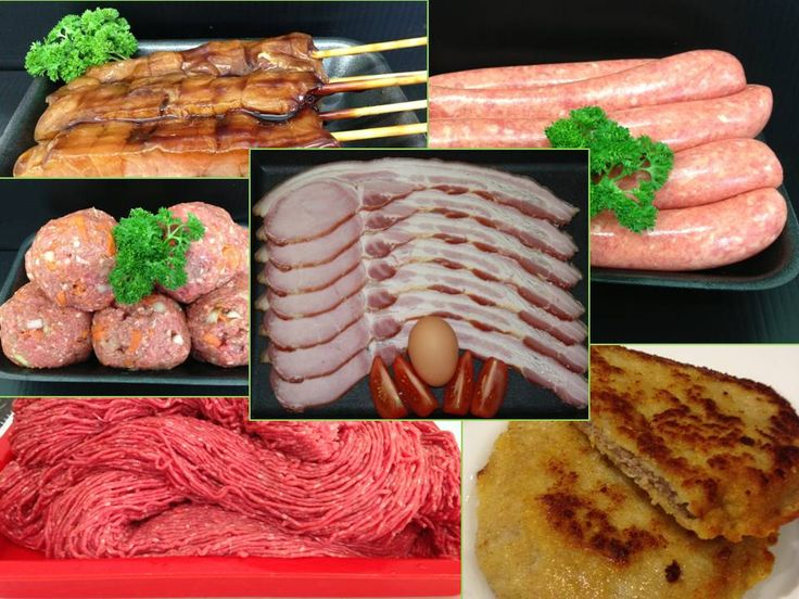 $50 FAMILY PACK - 1kg Top Grade Beef Mince, 1kg Thin Sausages (approx 12), 1kg Crumbed Yearling Steak (approx. 4 – 5), 1kg Honey Soy Drumsticks, 1/2kg Bacon (approx 8 rashers), 8 Beef Mince Rissoles #adamsfamilymeats #meatpacks #familypack