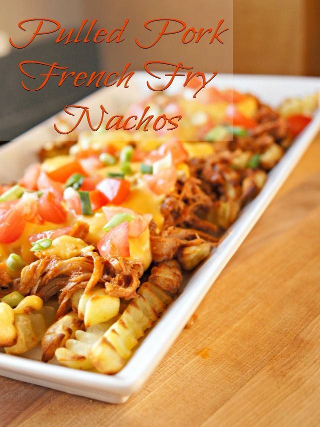 Pork Ways Pulled   Pulled Nachos  Pork to shoes Homemade Mayo Nachos and   Recipe   buy where online