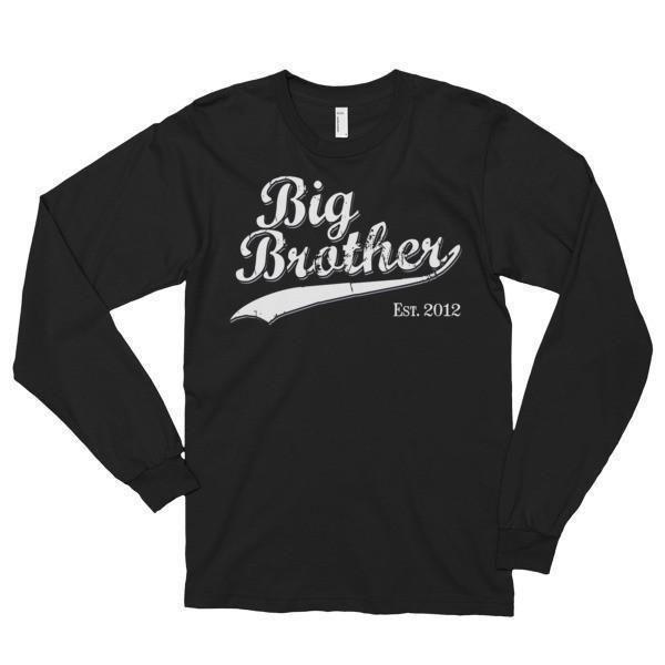 Big Brother Est 2012 Long sleeve (unisex) T-Shirt