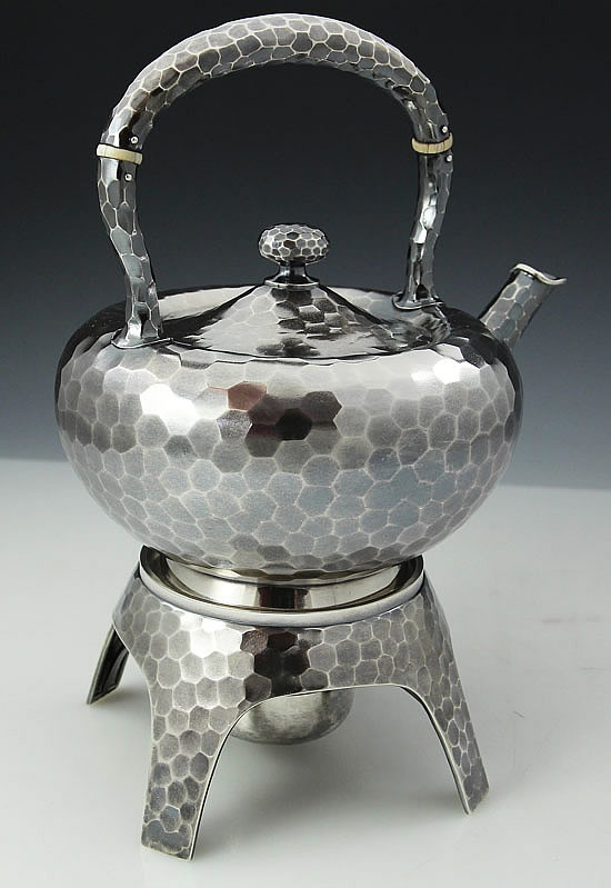 391 Best Silver Teapots Images On Pinterest Silver