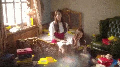 [MV] Lovelyz(러블리즈) _ Shooting Star(작별하나)【KPOP Korean POP Music K-POP 韓國流行音樂】