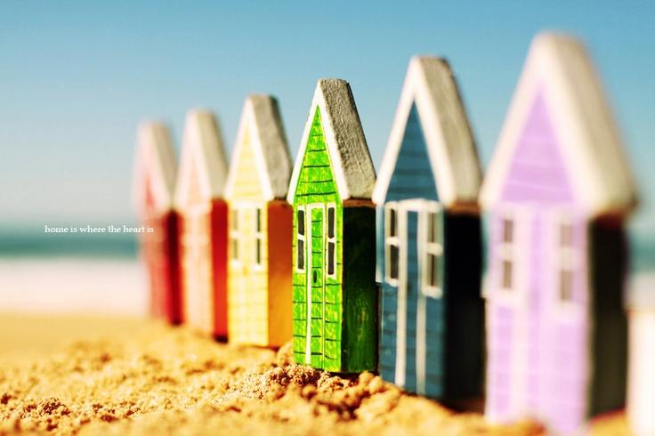 my little shack on Bondi Beach!  (PhotographybyAnita-Etsy)