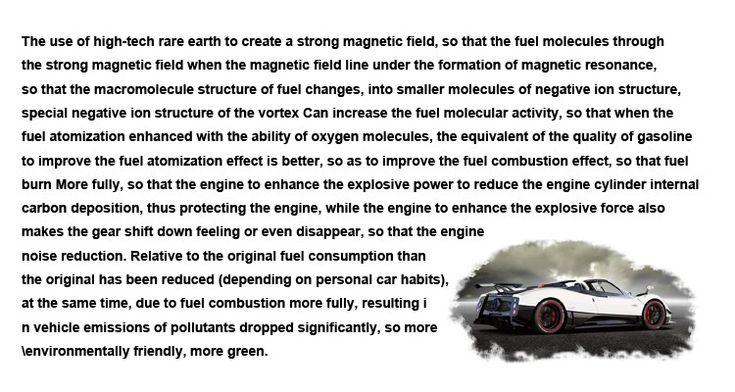 Epp E-2 Car Auto Engine Saving Strong Magnet Magnetic Fuel Saver Fuel Filter Economizer - Buy Fuel Saver,Energy Saving,Strong Magnet Product on Alibaba.com