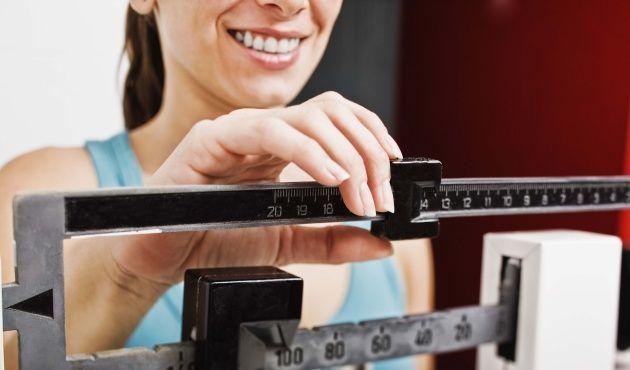 Peso ideal según altura y edad