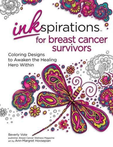 Inkspirations For Breast Cancer Survivors Review Giveaway
