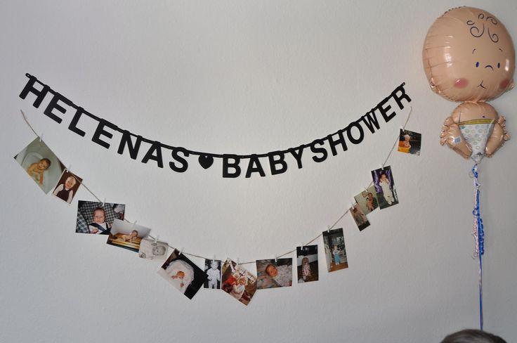 Lekar till Babyshower