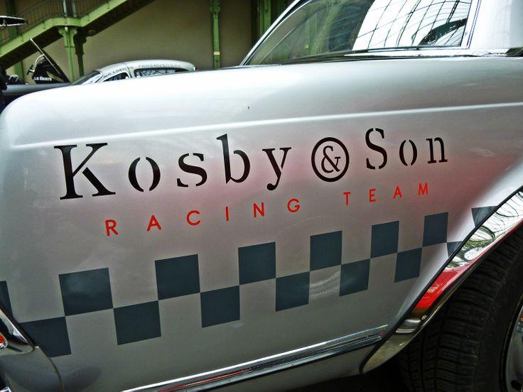 Kosby & Son Racing Team.