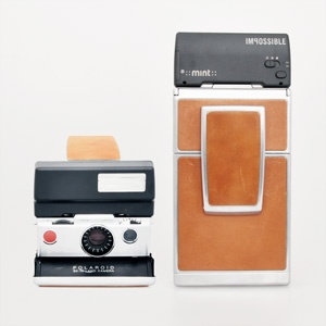 Impossible Flash Bar for SX-70 type #polaroid cameras now available from @impossibleUSA for $89.99.