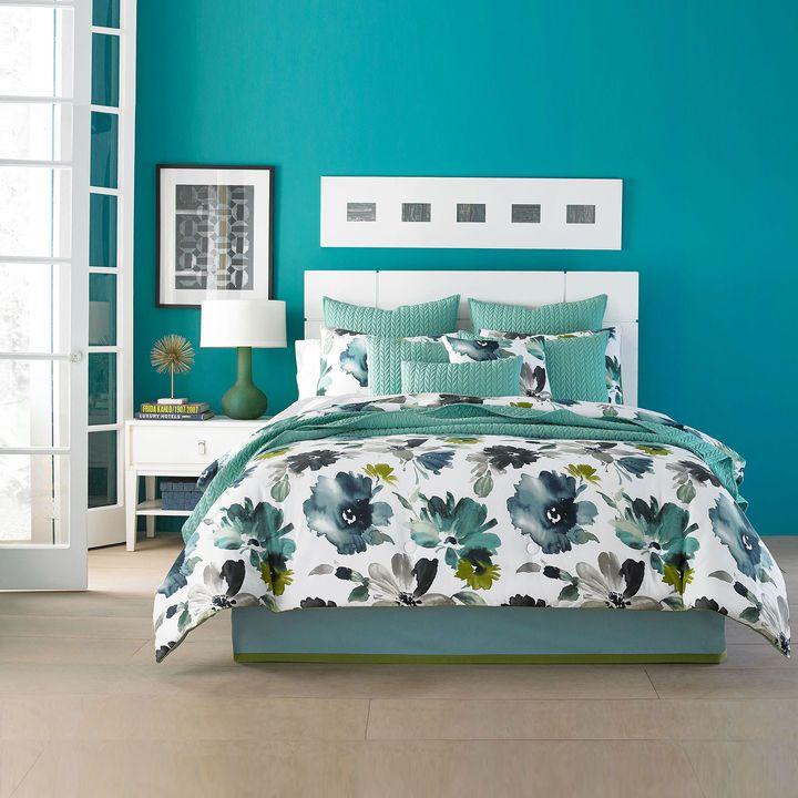 QUEEN STREET Q by Queen Street Mia Floral Comforter Set