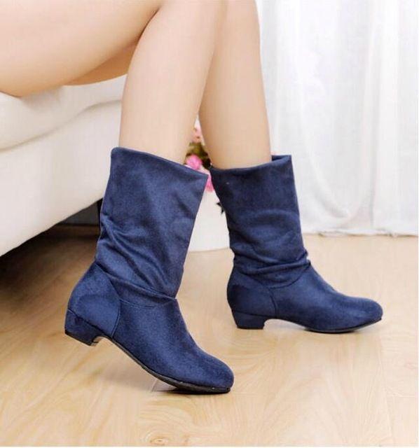 2016 Nueva Moda Dulce Dama Zapatos de Alta Del Muslo de La Rodilla Del Invierno del Otoño Sobre la Rodilla Botas de Las Mujeres Ocasionales Plus tamaño para Las Mujeres