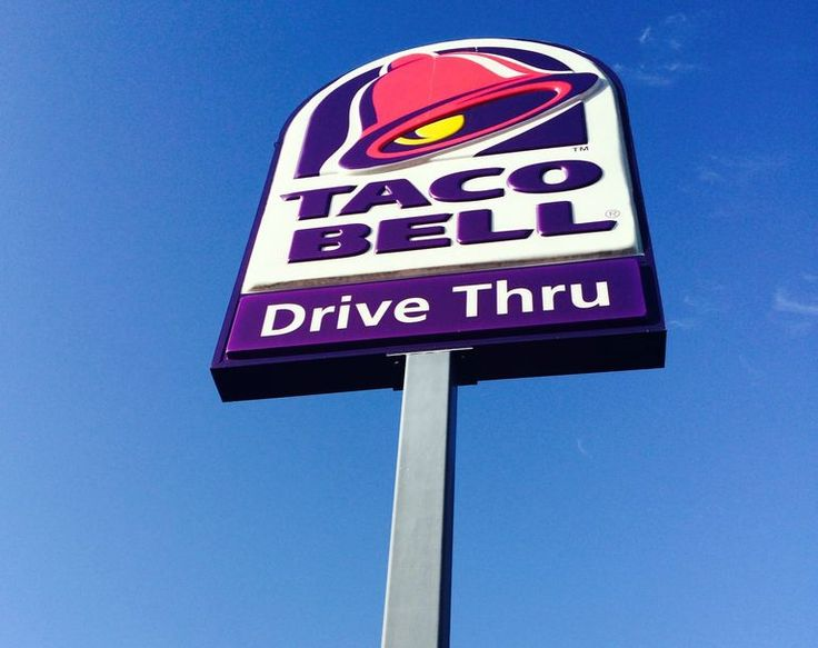 low calorie taco bell foods