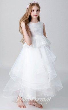 5849d1f50d Children s First Communion Dress for Girls aged 10