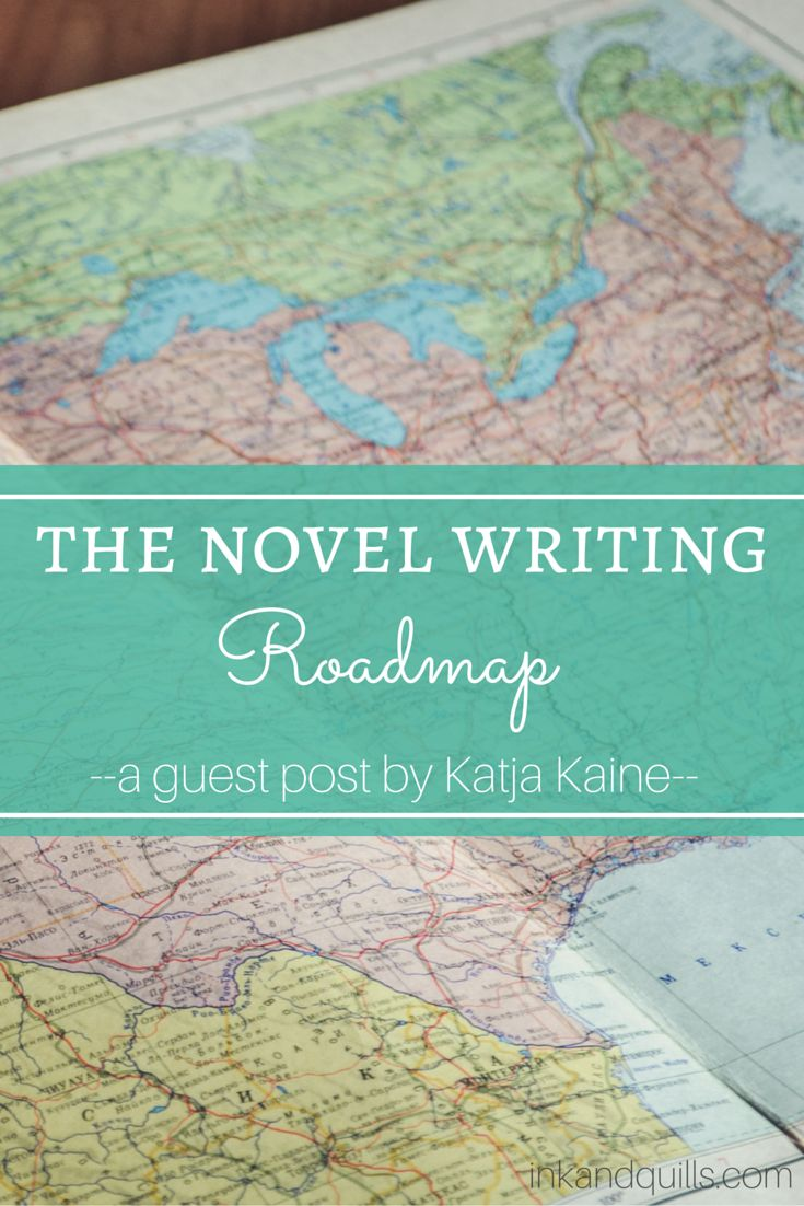 In this guest post, writer Katja Kaine breaks down her process for writing a novel from developing an idea to editing the final draft!