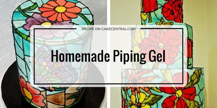 Did you know you can make your own piping gel? Simple, fast, and inexpensive! Check out this recipe. I have been...